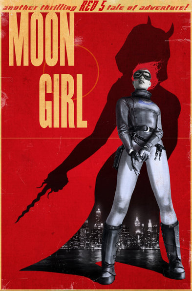 Moon Girl - Graphic Novel