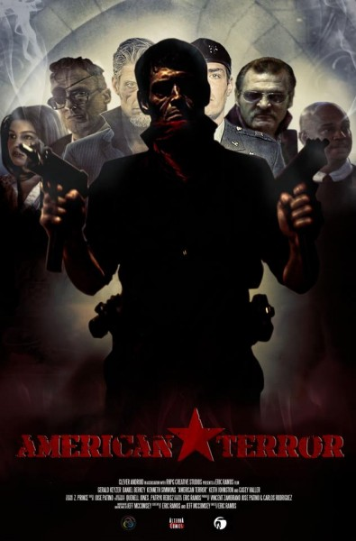 American Terror film poster