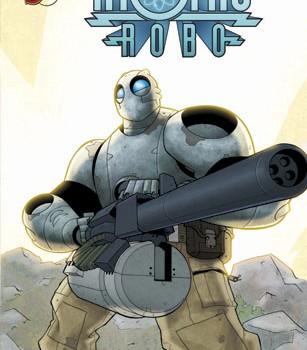 Atomic Robo - free comic day