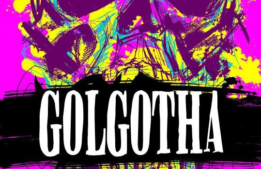Golgotha - 215 Ink