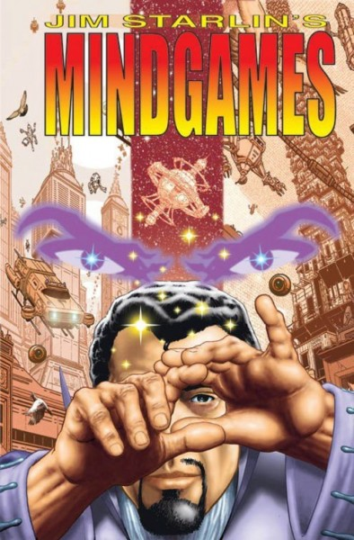 Jim Starlin's Mind Games