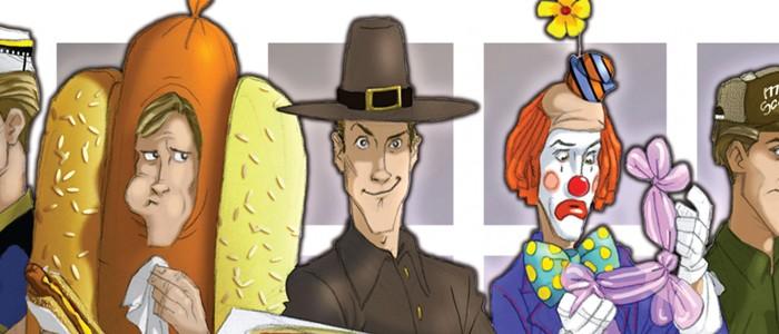 University of Oklahoma - comics