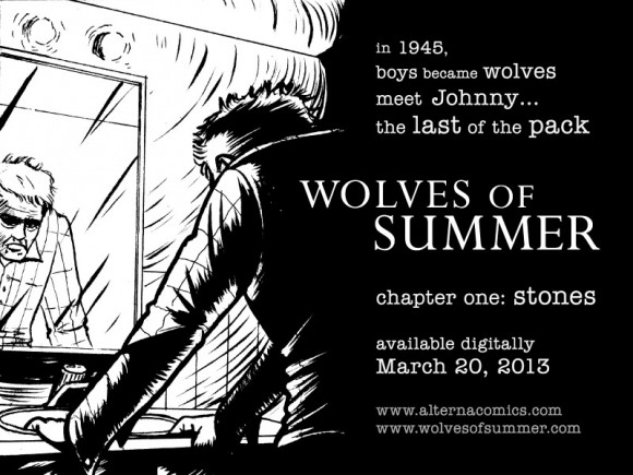 Wolves of Summer Chapter One: Stones