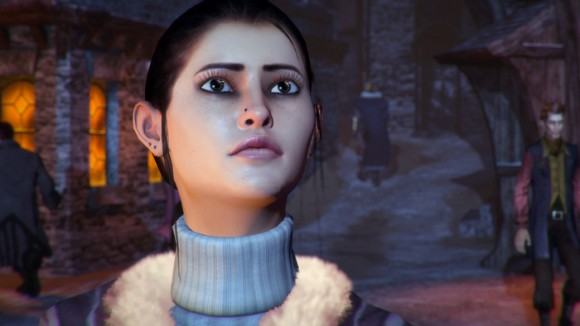 Dreamfall Chapters - Zoë Castillo