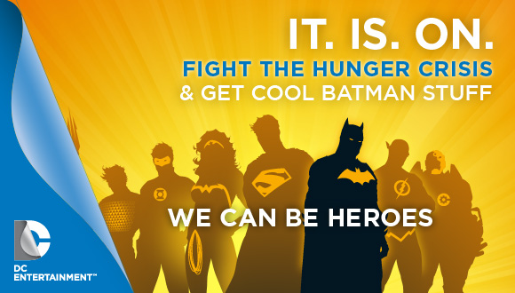 DC Comics - We Can Be Heroes