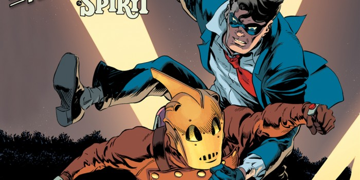 Rocketeer / The Spirit