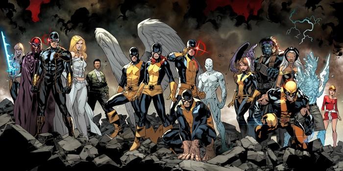 Marvel Now! - X-Men