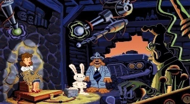 Sam & Max - LucasArts
