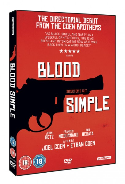 Blood Simple Director's Cut