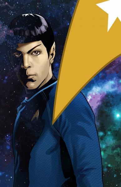 Star Trek: Countdown to Darkness - Spock