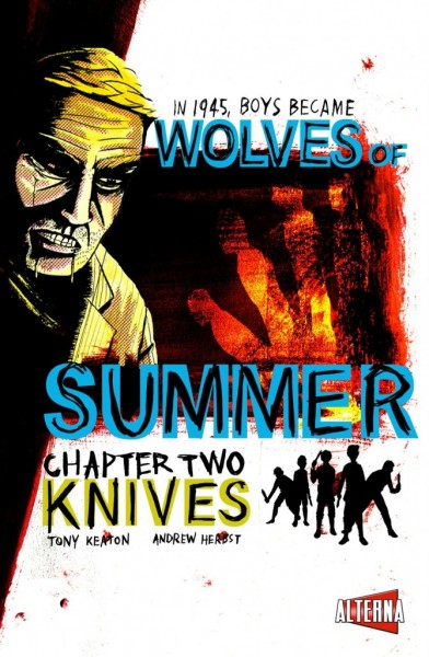 Wolves of Summer #2: Knives