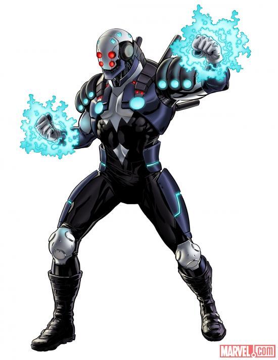 Avengers Alliance - Blizzard