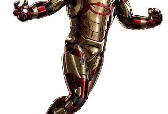 Avengers Alliance - Iron Man Mark 42