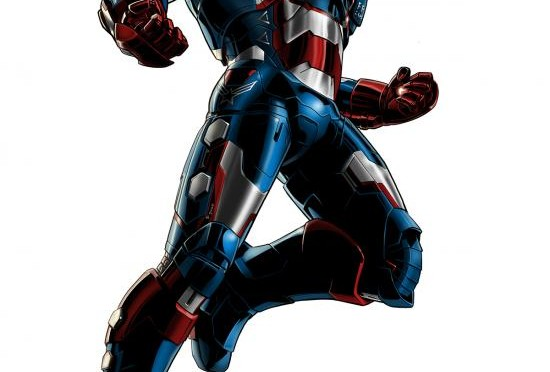 Avengers Alliance - Iron Patriot