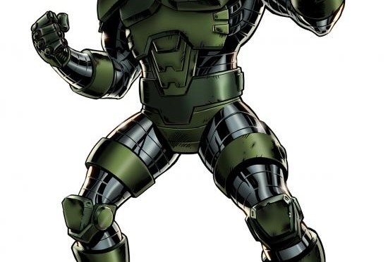 Avengers Alliance - Titanium Man