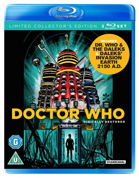 Dr Who Limited Collector's Edition Blu-ray