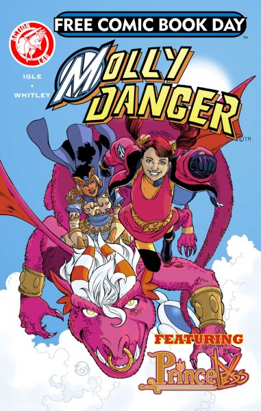 Molly Danger / Princeless - Free Comic Book Day