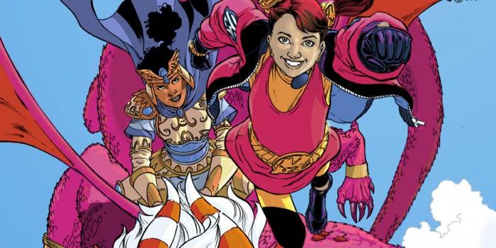Molly Danger / Princeless - Free Comic Book Day