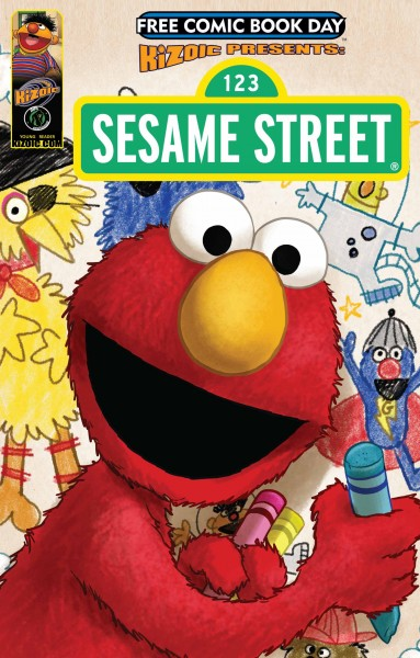 Kizoic - Sesame Street