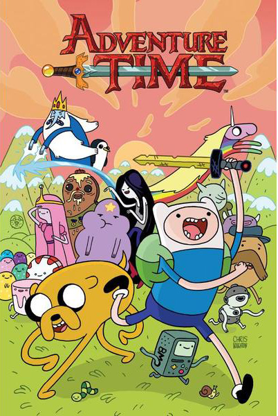 Adventure Time (Vol. 2)