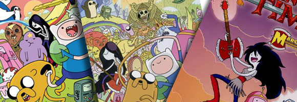 Adventure Time competition