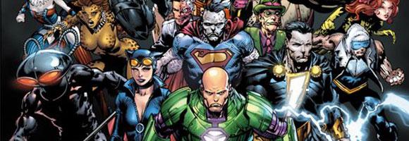 DC Comics - Forever Evil