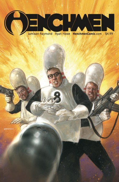 Henchmen #1 - Dave Dorman