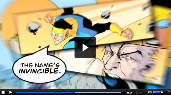 Invincible Motion Comic