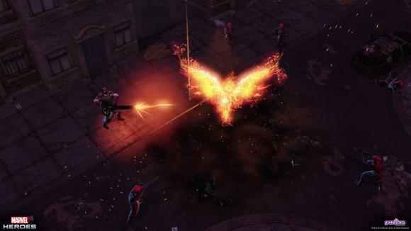Marvel Heroes - Phoenix