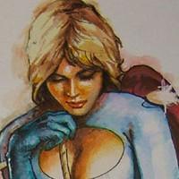 Power Girl - Tony DeZuniga