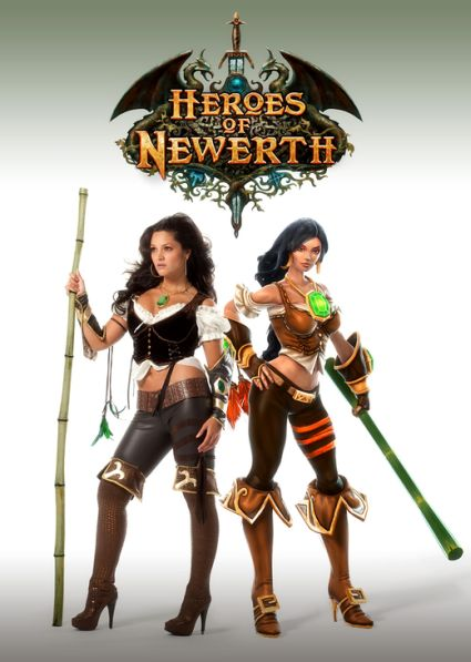 Heroes of Newerth - Aluna