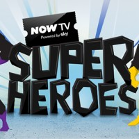 Now TV Superheroes
