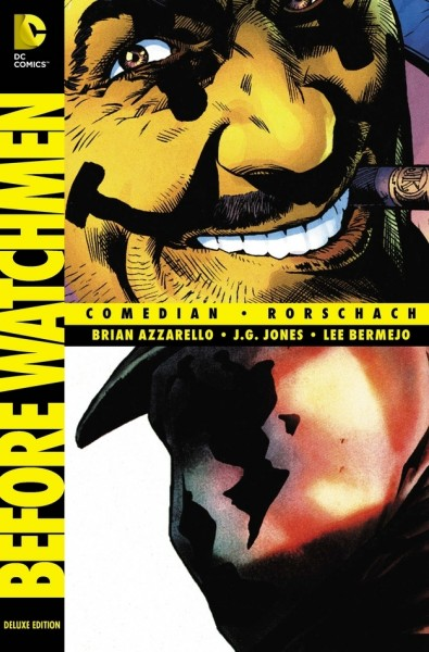 Before Watchmen: Comedian/Rorschach TPB