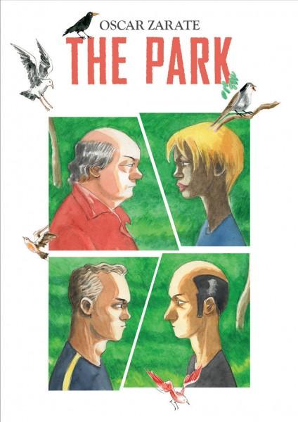 Oscar Zarate - The Park