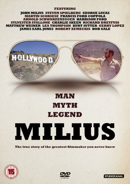 Milius DVD cover
