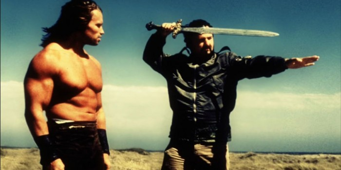 John Milius - Conan the Barbarian