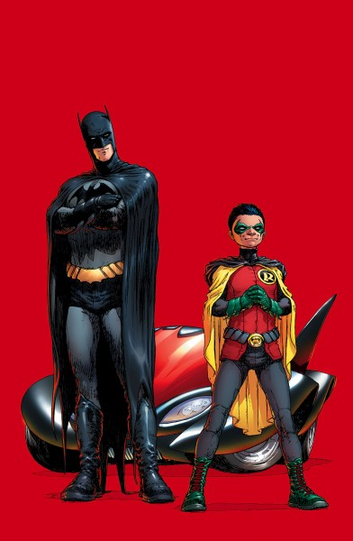 Batman & Son