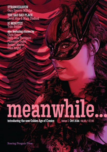 Meanwhile... #1 cover