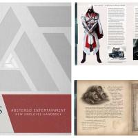 Assassin's Creed Unity: Abstergo Entertainment Employee Handbook