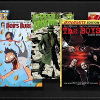 Comicsfix - Dynamite Entertainment