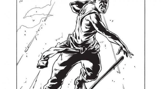 The Harlem Hellfighters (Max Brook, Caanan White) pg 193