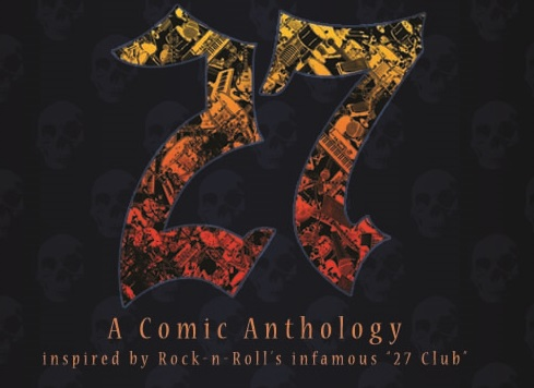 27, A Comic Anthology - Red Stylo