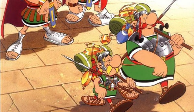 Asterix the Legionary