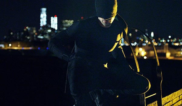 Daredevil tv costume - Netflix