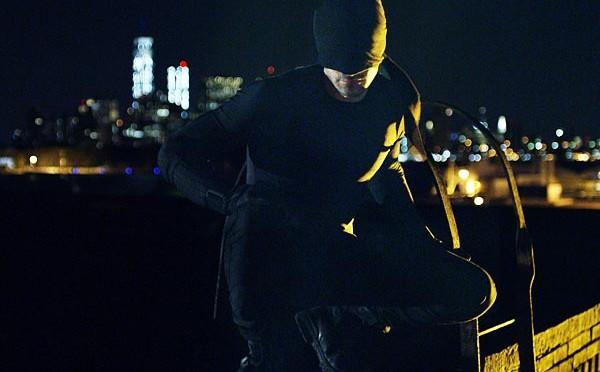 Daredevil tv costume - Netflix