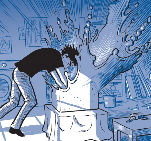 The Sculptor - Scott McCloud