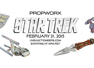 Propworx Star Trek Auction IV