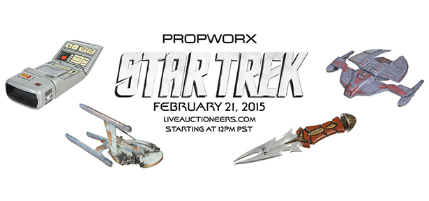 Propworx Star Trek Auction IV