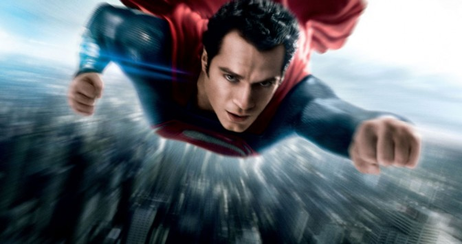 Superman: Man of Steel - Henry Cavill as Superman