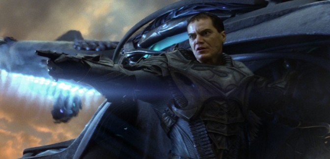 Superman: Man of Steel - Michael Shannon as Zod